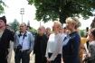 Przywitanie z prezydentem Giorgim Margwelaszwilim
